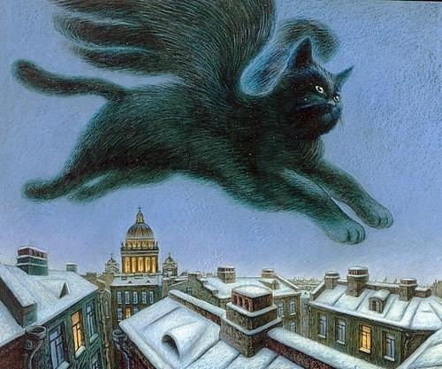 Петербургские сумерки 1996 г. 70х90 картон, пастель Цена: 35750
