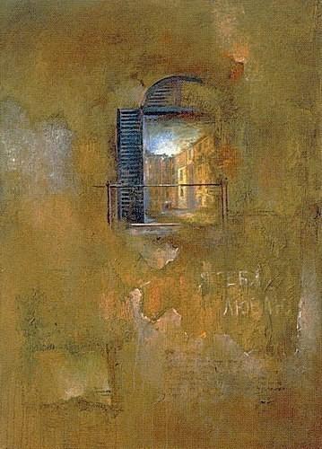 Память 2003 г. 140х100 холст, масло Цена: 110000