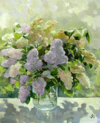 Окно в лето. Цветы на распахнутом окне